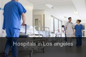 Hospitals in Los angeles