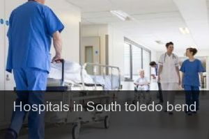 Hospitals in South toledo bend
