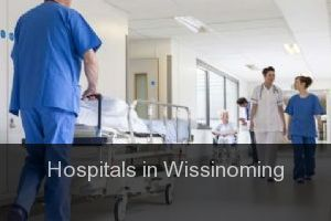 Hospitals in Wissinoming