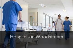 Hospitals in Woodstream