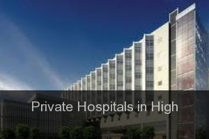 Private Hospitals in High