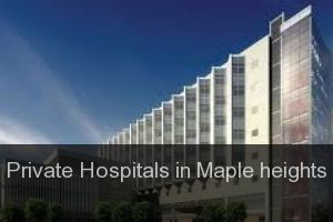 Private Hospitals in Maple heights