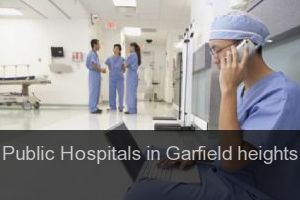 Public Hospitals in Garfield heights