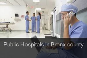 Public Hospitals in Bronx county